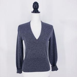 Club Monaco Cashmere V-Neck Sweater